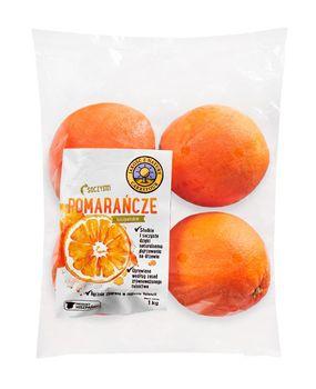 """Pomarańcze """"Jakość z Natury Carrefour"""" 1 kg"""