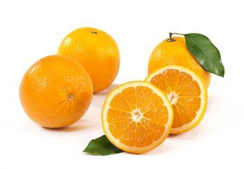 Pomarańcze ważone