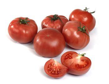 Pomidory malinowe ważone