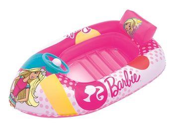 """Pontonik """"Barbie""""z oparciem  1.14m"""