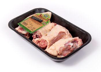 """Porcje rosołowe z kurczaka z chowu wybiegowego """"Jakość z Natury Carrefour"""""""