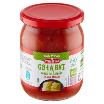 Primavika Gołąbki wegetariańskie z kaszą jaglaną 480 g