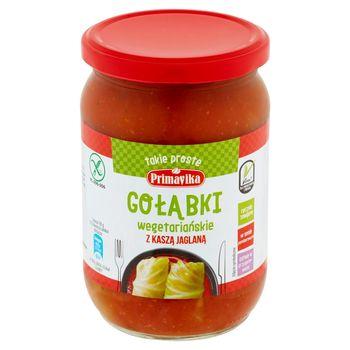Primavika Gołąbki wegetariańskie z kaszą jaglaną 550 g