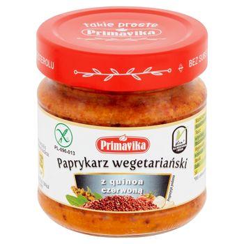 Primavika Paprykarz wegetariański z quinoa czerwoną 160 g