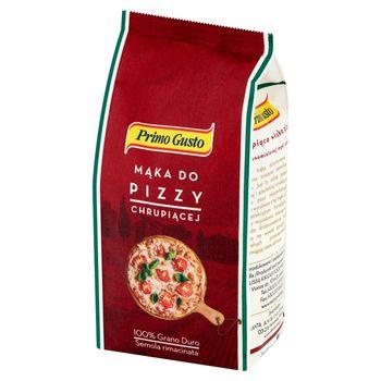 Primo Gusto Mąka do pizzy chrupiącej 500 g
