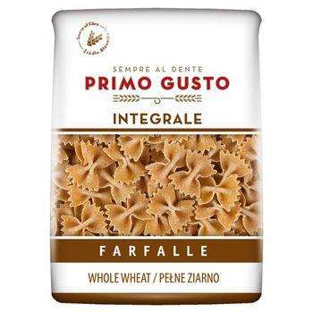 Primo Gusto Integrale Makaron pełnoziarnisty kokardki 500 g