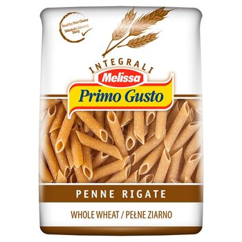 Primo Gusto Makaron pełnoziarnisty penne rigate 500 g