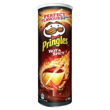 Pringles Hot & Spicy Chrupki 165 g