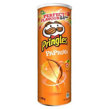 Pringles Paprika Chrupki 165 g