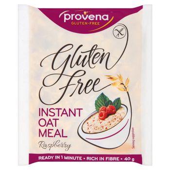 Provena Gluten Free Owsianka błyskawiczna z malinami 40 g