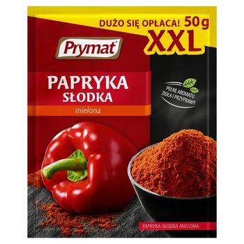 Prymat Papryka słodka mielona XXL 50 g