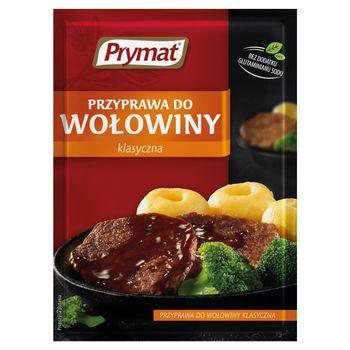 Prymat Przyprawa do wołowiny klasyczna 20 g