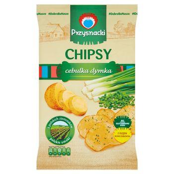 Przysnacki Chipsy cebulka dymka 135 g