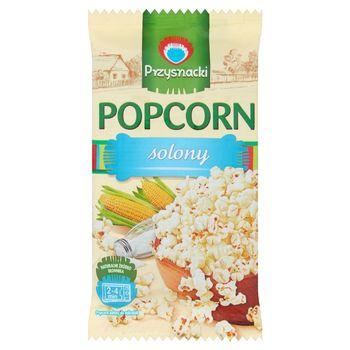 Przysnacki Popcorn do mikrofali solony 100 g