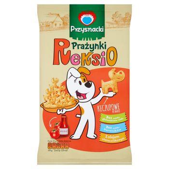 Przysnacki Reksio Prażynki keczupowe 90 g