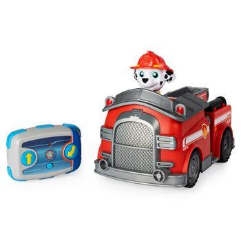 Psi Patrol - Pojazd RC Zdalnie sterowany z figurką Marshall