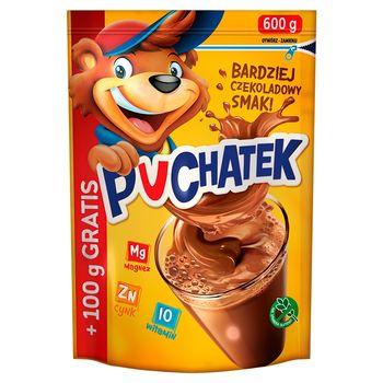 Puchatek Napój kakaowy z witaminami 600 g