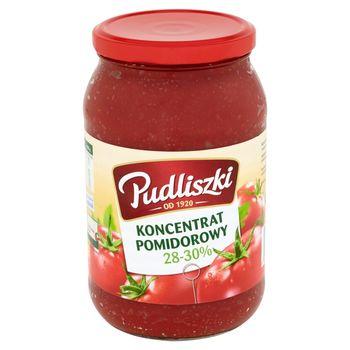Pudliszki Koncentrat pomidorowy 28-30% 950 g