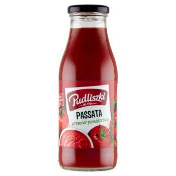 Pudliszki Passata przecier pomidorowy 500 g