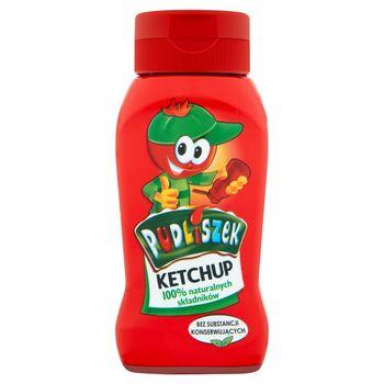 Pudliszki Pudliszek Ketchup dla dzieci 275 g