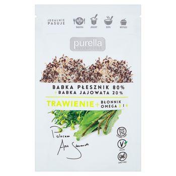 Purella Superfoods Babka płesznik i babka jajowata 40 g