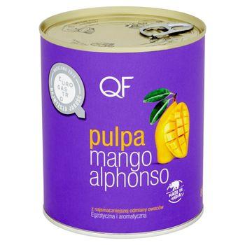 QF Pulpa z mango alphonso 850 g