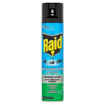 Raid Aerozol przeciw owadom latającym 400 ml