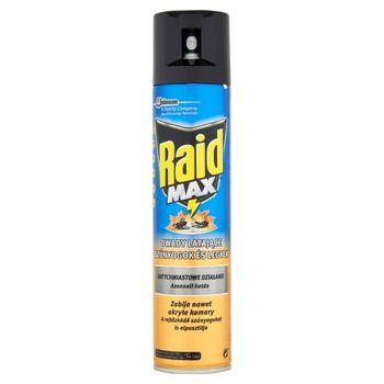 Raid Max przeciw owadom latającym Aerozol 300 ml