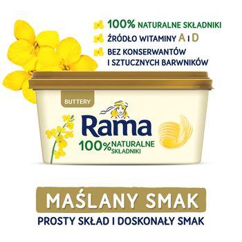 Rama Buttery Tłuszcz do smarowania 450 g