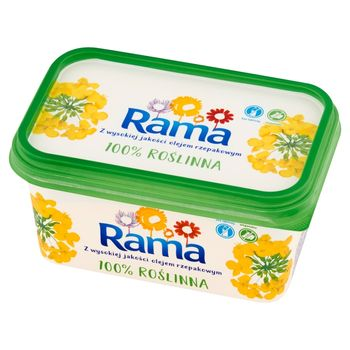 Rama Margaryna 100% roślinna 450 g