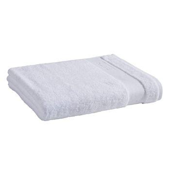 Ręcznik Tex Bath Bawełna Gładki Biały 100x150