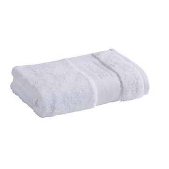 Ręcznik Tex Bath Bawełna Gładki Biały 50x90