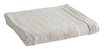 Ręcznik Tex Bath Bawełna Gładki Jasny Beige 70x140