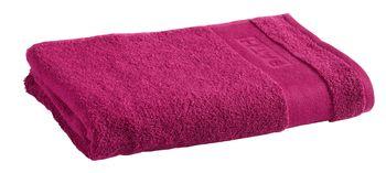 Ręcznik Tex Bath Bawełna Gładki Purpurowy 70x140