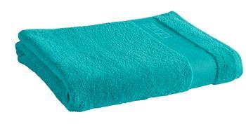 Ręcznik Tex Bath Bawełna Gładki Turkusowy 70x140