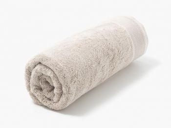 Ręcznik Tex Home Bio Bawełna Gładki Mix Ecru 100x150