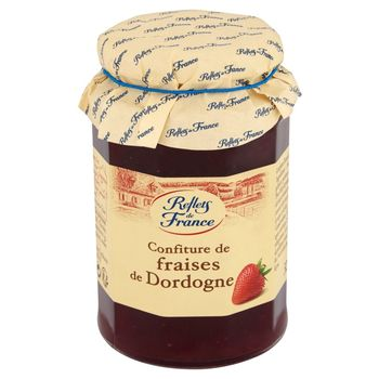 Reflets de France Konfitura z truskawek z Dordogne 325 g