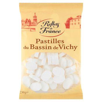 Reflets de France Cukierki o smaku miętowym z dodatkiem soli mineralnych 230 g