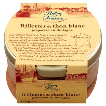 Reflets de France Konserwa z tuńczyka białego 125 g