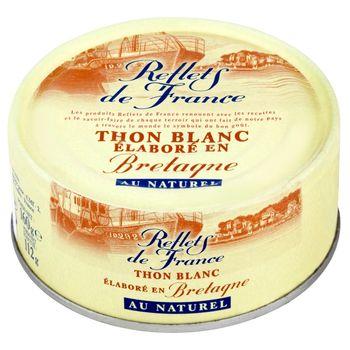 Reflets de France Tuńczyk biały z Bretanii w sosie własnym 160 g