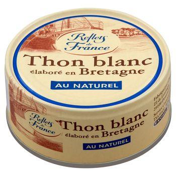 Reflets de France Tuńczyk albakora w sosie własnym 160 g