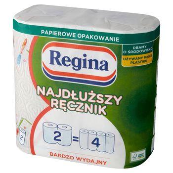 Regina Najdłuższy Ręcznik papierowy uniwersalny 2 rolki