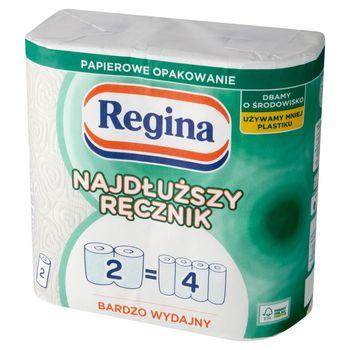 Regina Najdłuższy Ręcznik uniwersalny 2 rolki