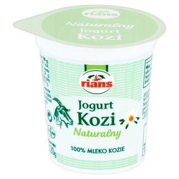 Rians Jogurt kozi naturalny 120 g