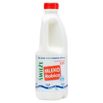 Robico Świeże mleko 3,2% 1 l