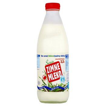 Robico Zimne Mleko świeże 3,2% 1 l