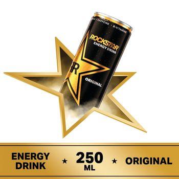 Rockstar Original Gazowany napój energetyzujący 250 ml