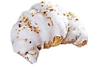 Rogal z białym makiem 170 g