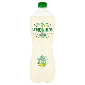ROKO Lemoniada cytryna limonka 1 l