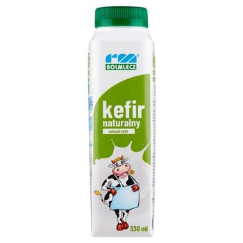 Rolmlecz Kefir naturalny 330 ml